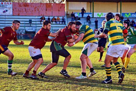 Rugby Jaca - Foto Alexandro Lacadena