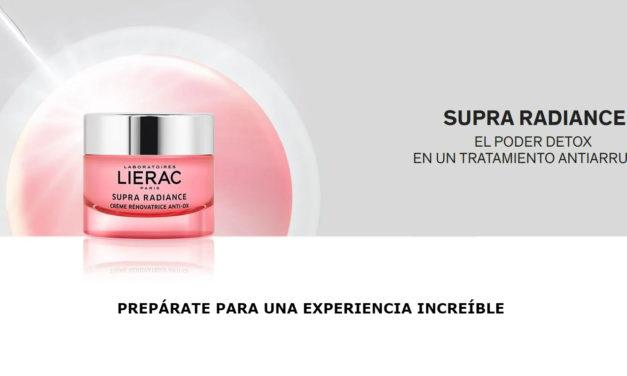 Supra Radiance, nueva línea de Lierac
