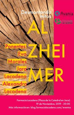 2019-11-19 Charla Alzheimer