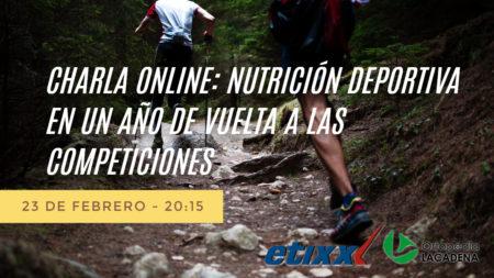 Charla Nutricion Deportiva