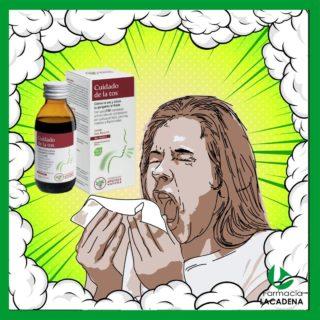 """Hoy en día ninguno tosemos, ¡NINGUNO! No sea que el virus... 😂 Y es buena señal no toser; pero muchos tenemos la garganta reseca o irritada por el uso de la mascarilla (un mal menor comparado con el beneficio que nos aporta). """"Cuidado de la tos"""" es un producto que además de calmar la tos, puede ayudar en estos momentos pues actúa sobre la pared de la garganta, reparando la mucosa y protegiendo las paredes de la irritación. Además calma la irritación, picor y carraspera; restablece el funcionamiento normal de las vías y nos devuelve a un estado óptimo. Es 100% natural dado que es de Apoteca Natura, un laboratorio que formula con principios activos obtenidos de las plantas, y con una efectividad demostrada."""